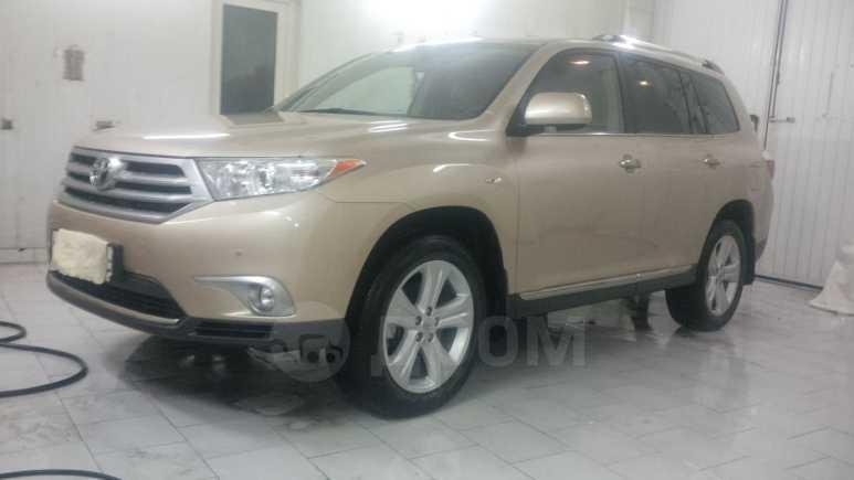 Toyota Highlander, 2013 год, 1 620 000 руб.