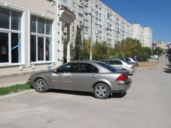 Ford Mondeo, 2003 год, 821 716 руб.