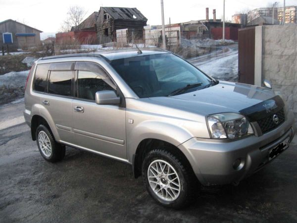 Nissan X-Trail, 2004 год, 510 000 руб.