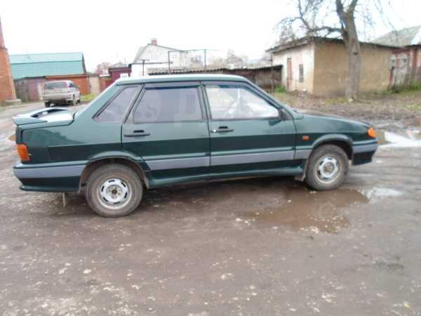 Лада 2115 Самара, 2004 год, 95 000 руб.