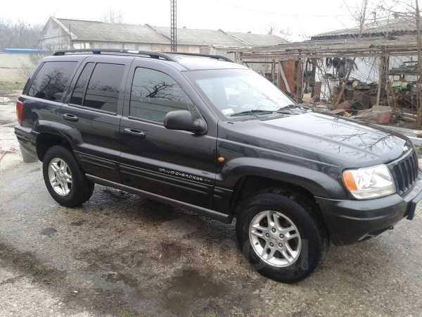 Jeep Grand Cherokee, 1999 год, $7500
