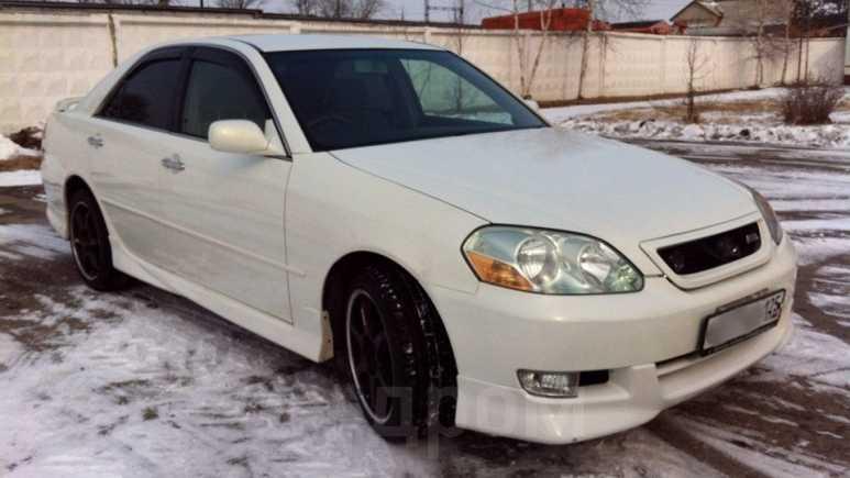 Toyota Mark II, 2001 год, 290 000 руб.