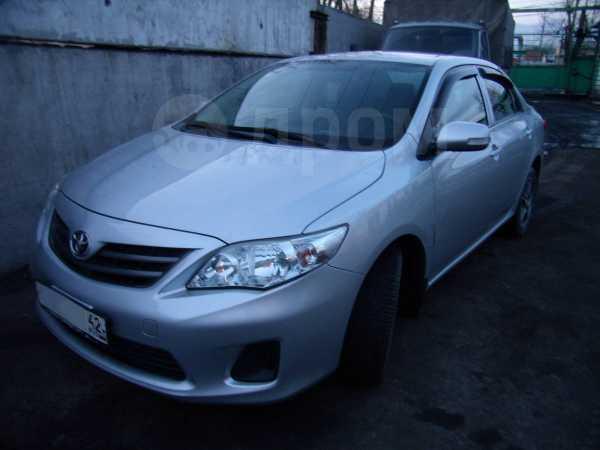 Toyota Corolla, 2011 год, 545 000 руб.