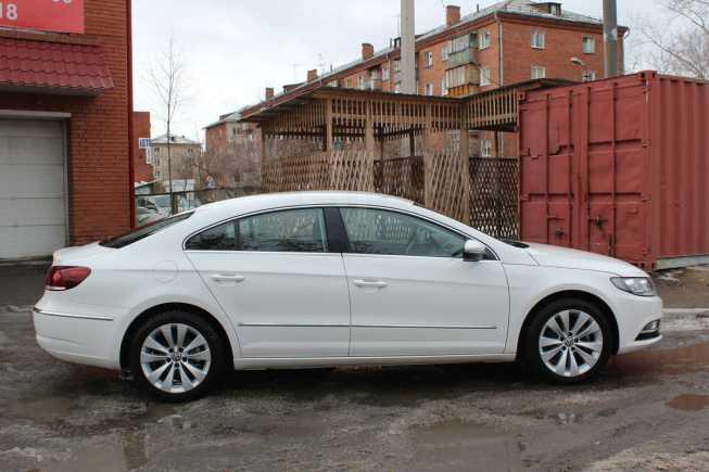 Volkswagen Passat CC, 2012 год, 995 000 руб.