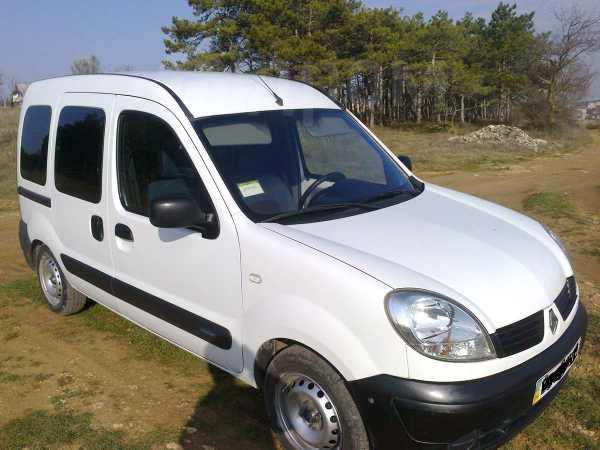 Renault Kangoo, 2008 год, 572 267 руб.