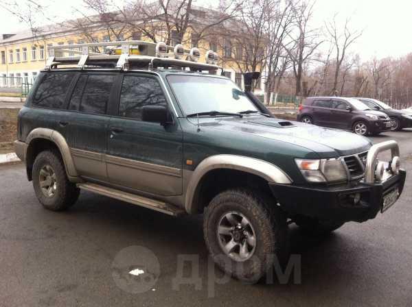 Nissan Patrol, 2001 год, 810 000 руб.