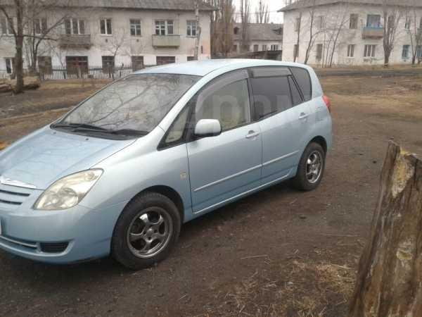 Toyota Corolla Spacio, 2003 год, 350 000 руб.