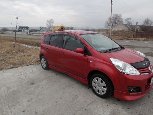 Nissan Note, 2010 год, 315 000 руб.