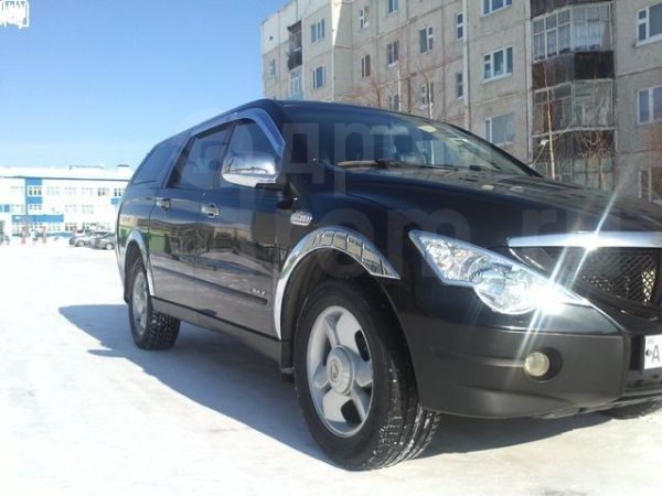 SsangYong Actyon Sports, 2007 год, 510 000 руб.