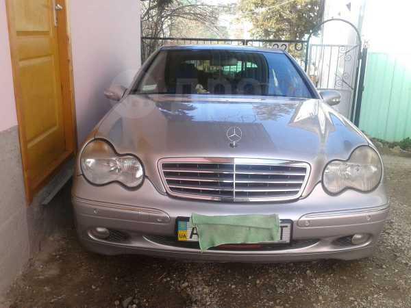 Mercedes-Benz C-Class, 2002 год, 550 000 руб.