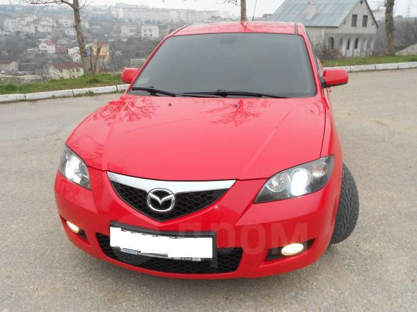 Mazda Mazda3, 2008 год, 809 977 руб.