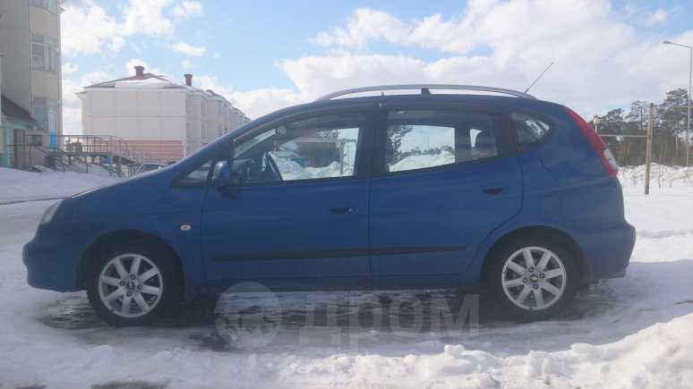 Chevrolet Rezzo, 2007 год, 320 000 руб.
