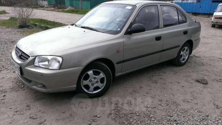 Hyundai Accent, 2009 год, 195 000 руб.