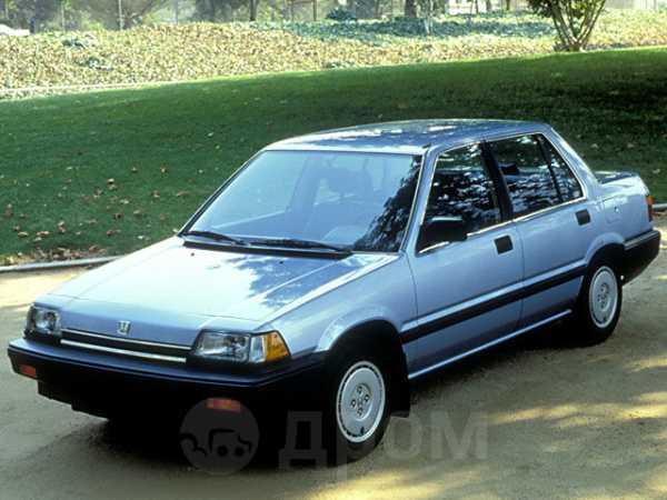 Honda Civic, 1986 год, 30 000 руб.