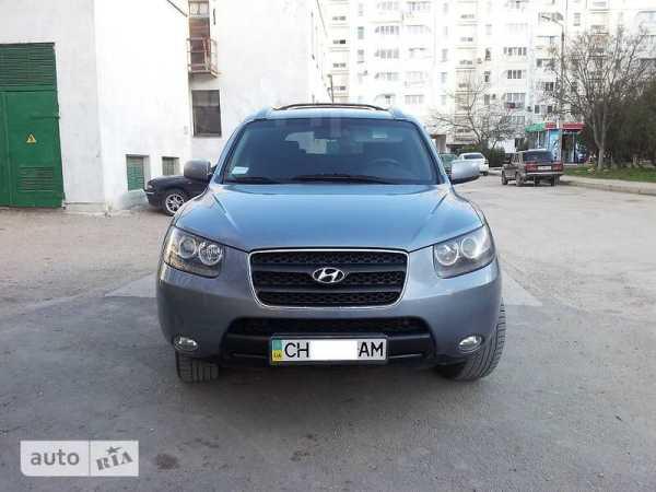 Hyundai Santa Fe, 2007 год, 1 338 223 руб.
