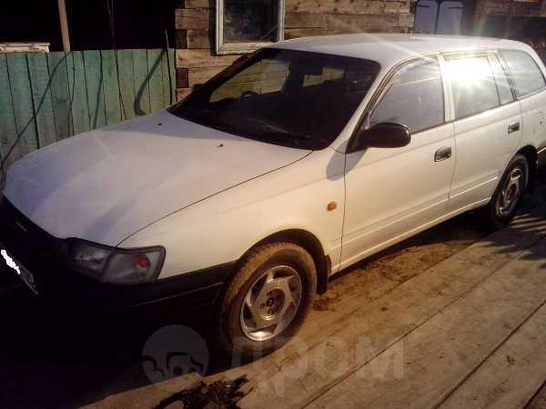 Toyota Caldina, 1997 год, 140 000 руб.
