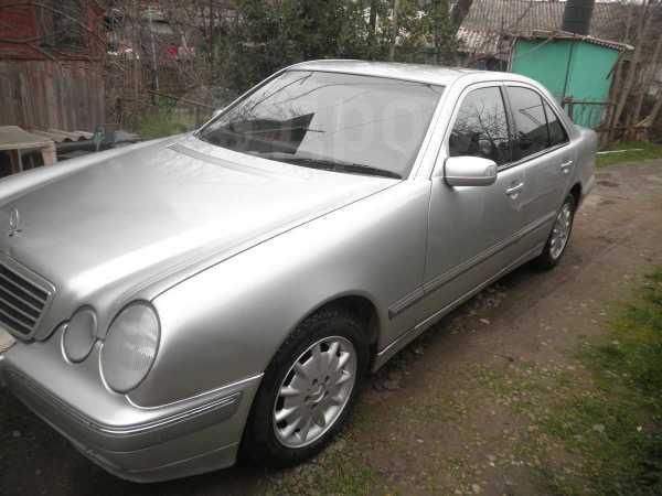 Mercedes-Benz E-Class, 2001 год, 528 246 руб.