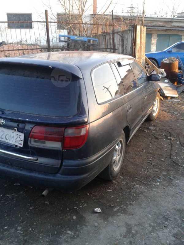 Toyota Caldina, 1993 год, 65 000 руб.