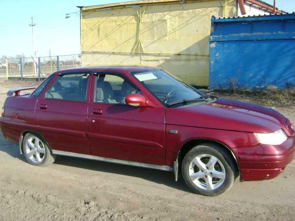 Лада 2110, 2005 год, 120 000 руб.
