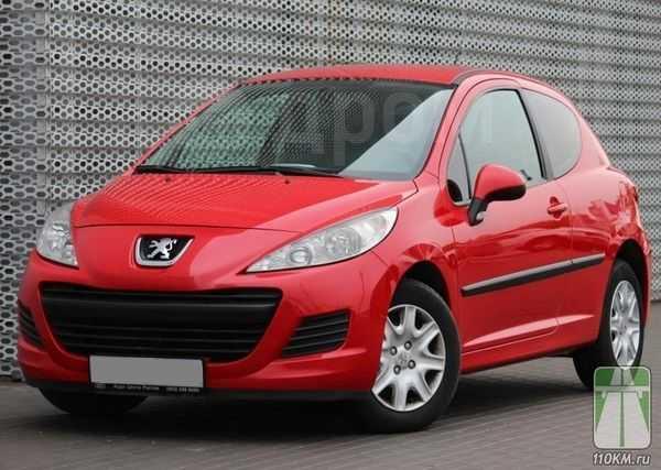 Peugeot 207, 2009 год, 340 000 руб.