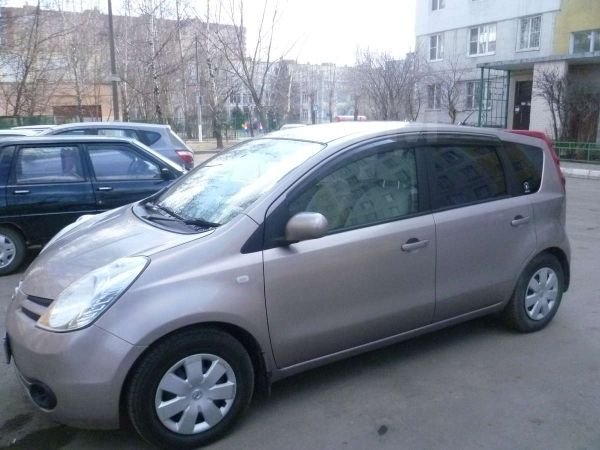 Nissan Note, 2006 год, 255 000 руб.