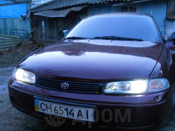 Mazda 626, 1993 год, $5300