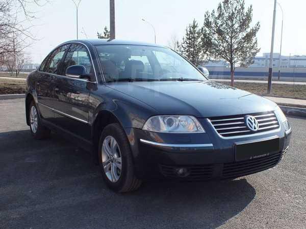 Volkswagen Passat, 2004 год, 500 000 руб.