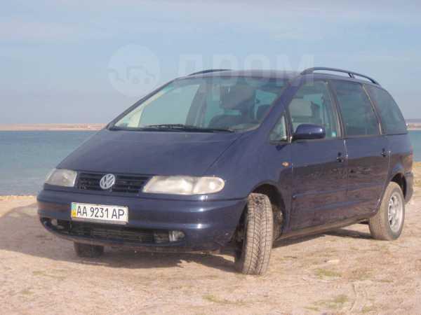 Volkswagen Sharan, 1999 год, 586 940 руб.