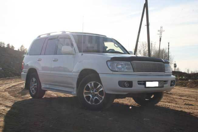 Toyota Land Cruiser, 2000 год, 780 000 руб.