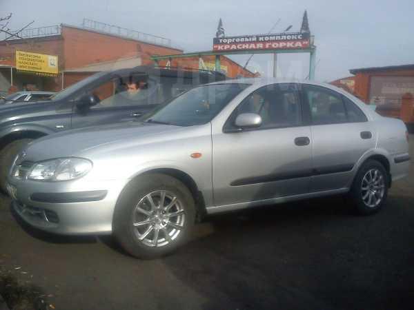 Nissan Almera, 2001 год, 245 000 руб.