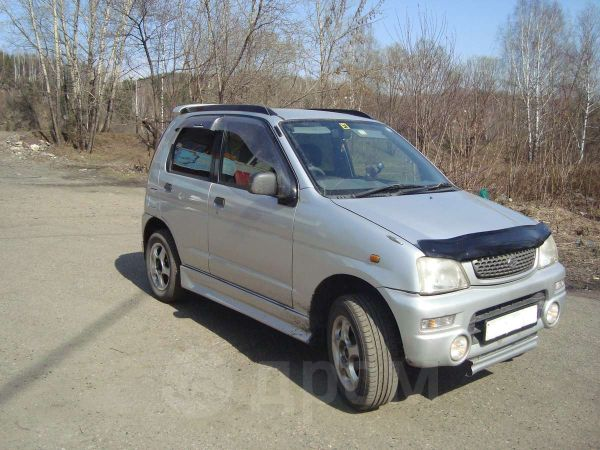 Daihatsu Terios Kid, 2000 год, 210 000 руб.