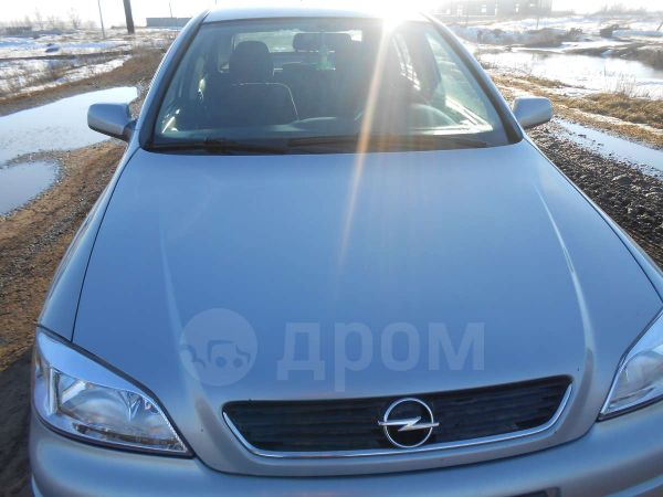 Opel Astra, 2000 год, 182 000 руб.