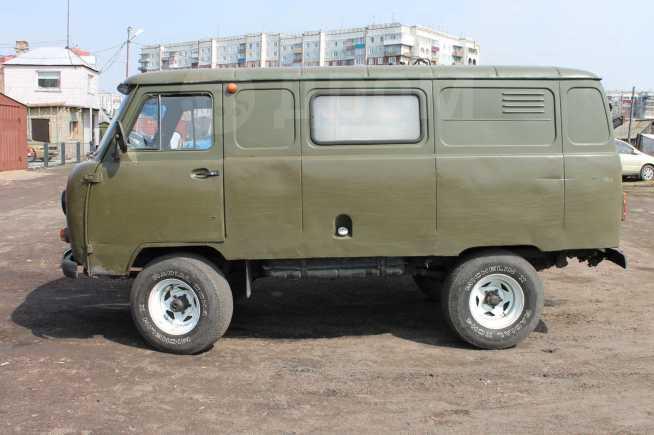 УАЗ Буханка, 1983 год, 80 000 руб.