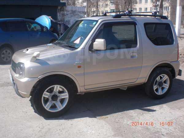 Suzuki Jimny, 2008 год, 310 000 руб.