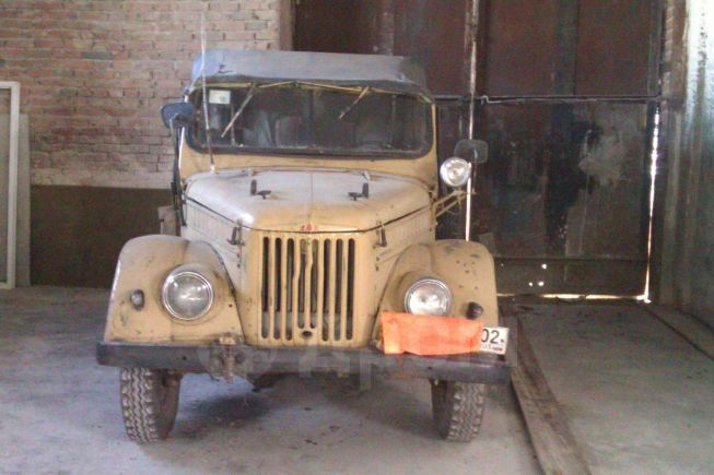 ГАЗ 69, 1971 год, 90 000 руб.