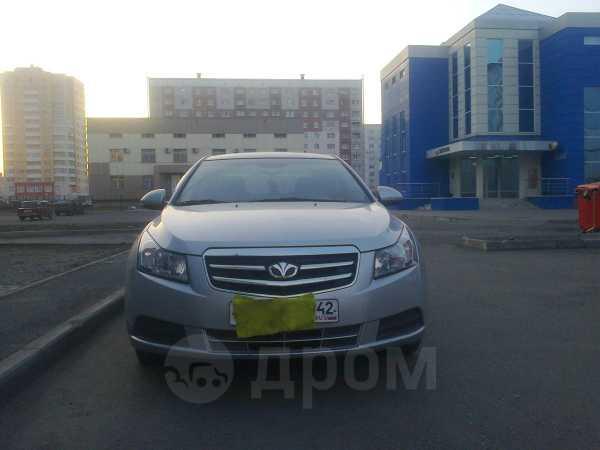 Chevrolet Cruze, 2009 год, 440 000 руб.