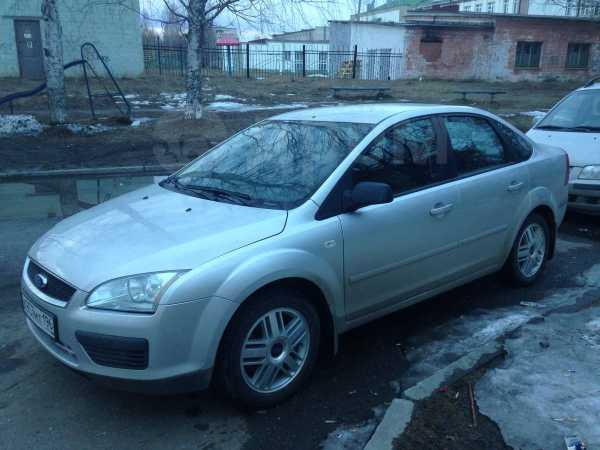 Ford Focus, 2005 год, 295 000 руб.