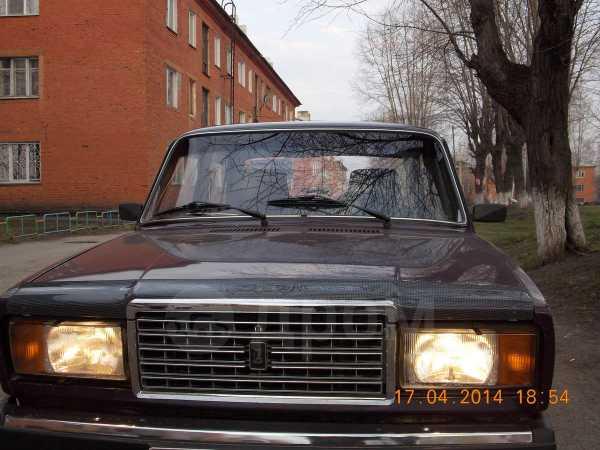 Лада 2107, 2002 год, 75 000 руб.