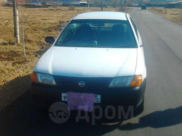 Nissan AD, 2001 год, 100 000 руб.