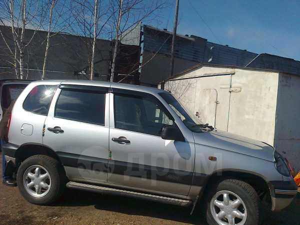 Chevrolet Niva, 2004 год, 263 000 руб.