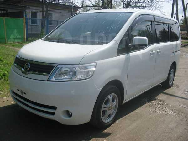 Nissan Serena, 2007 год, 565 000 руб.