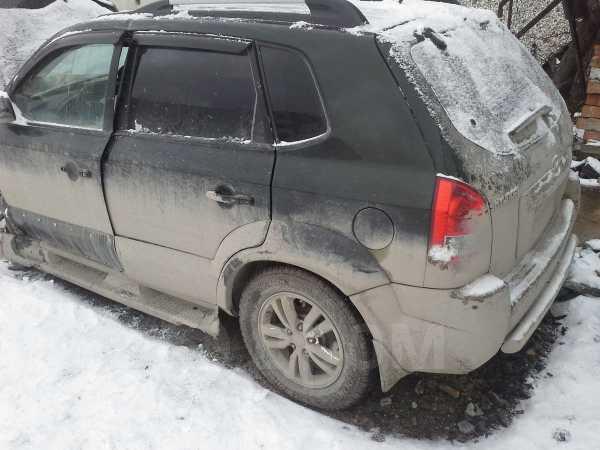 Hyundai Tucson, 2008 год, 200 000 руб.