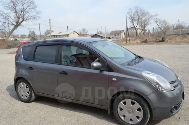 Nissan Note, 2005 год, 235 000 руб.