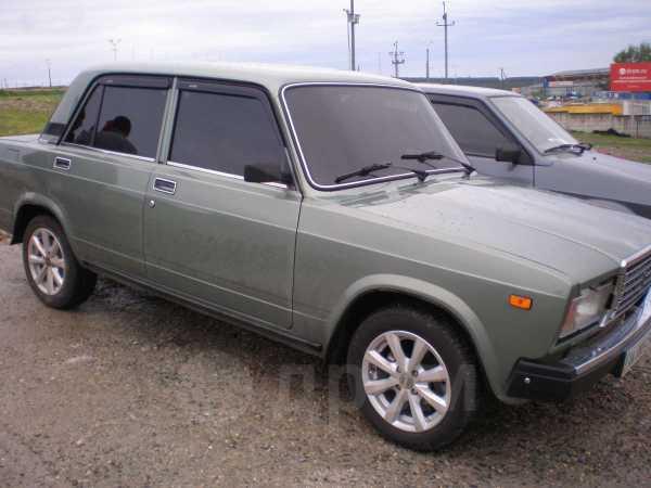 Лада 2107, 2007 год, $4000