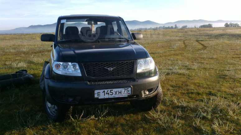 УАЗ Патриот Пикап, 2010 год, 480 000 руб.