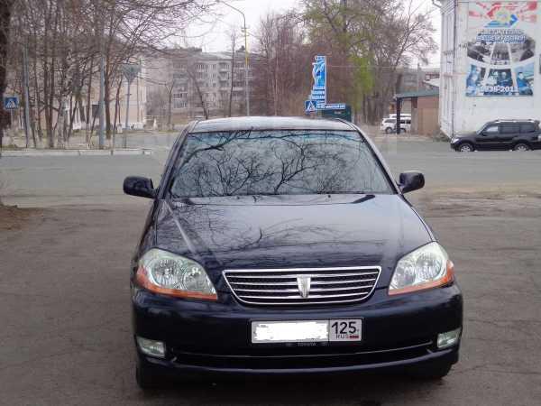 Toyota Mark II, 2004 год, 405 000 руб.