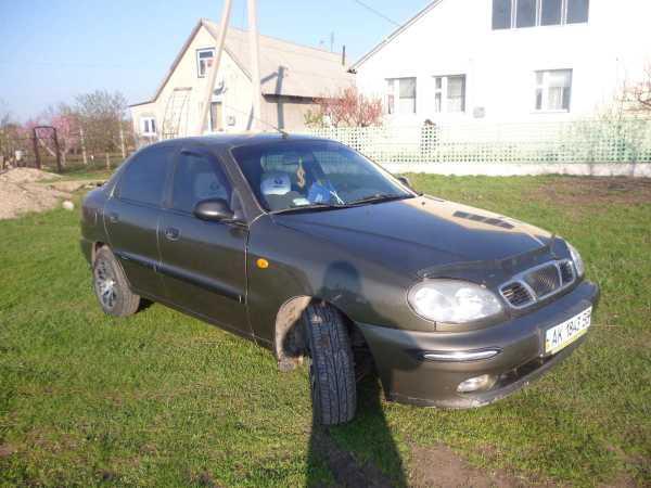 Daewoo Sens, 2004 год, 144 000 руб.