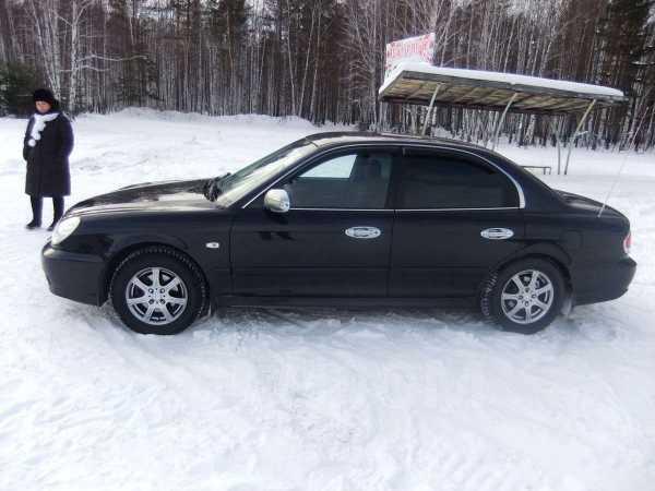 Hyundai Sonata, 2006 год, 350 000 руб.
