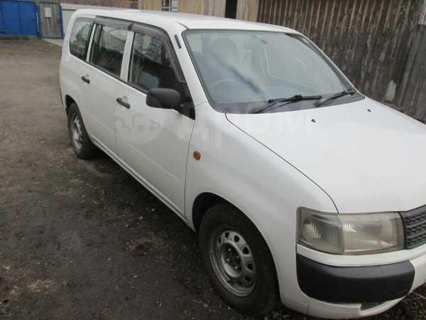Toyota Probox, 2002 год, 220 000 руб.