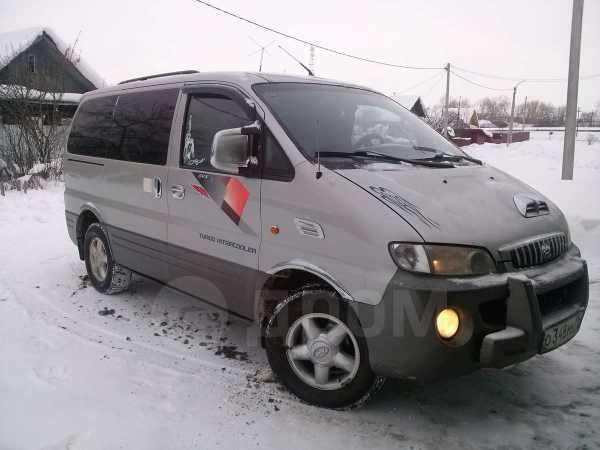 Hyundai H1, 2002 год, 370 000 руб.